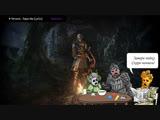 Dark Souls II Scholar of the First Sin. Кооп безумия в DLC.