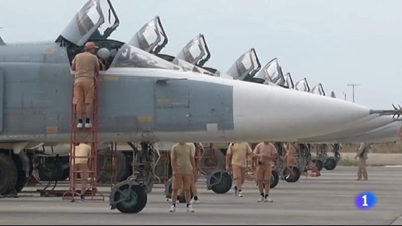 Moscú acusa a Israel de provocar el derribo de un avión ruso por parte de Siria