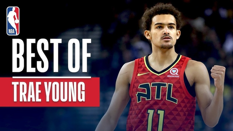 Trae Young's Early Season Highlights | Kia NBA Rookie of the Month KiaROTM