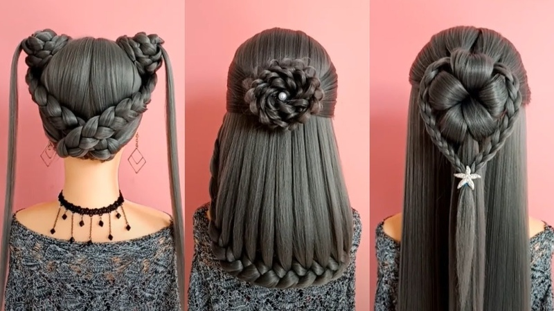 Top 26 Amazing Hair Transformations - Beautiful Hairstyles Compilation 2018