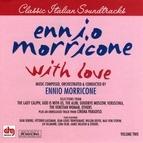 Ennio Morricone альбом Morricone With Love
