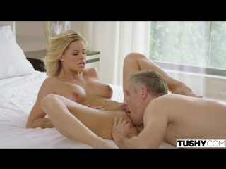 Jessa Rhodes & Mick Blue [HD 1080, All Sex, Anal, Big Tits, Blonde, Cumshot]