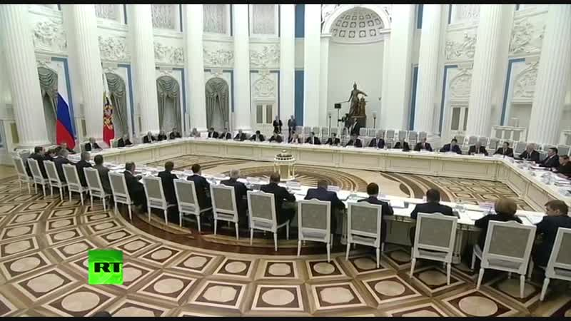 Заседание оргкомитета «Победа».