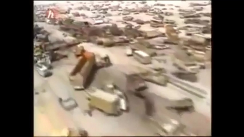 Irak 80 kilomètres de cadavres