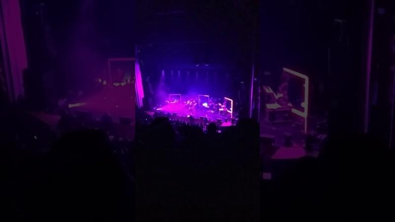 Bazzi performing Honest Live in Portland Oregon