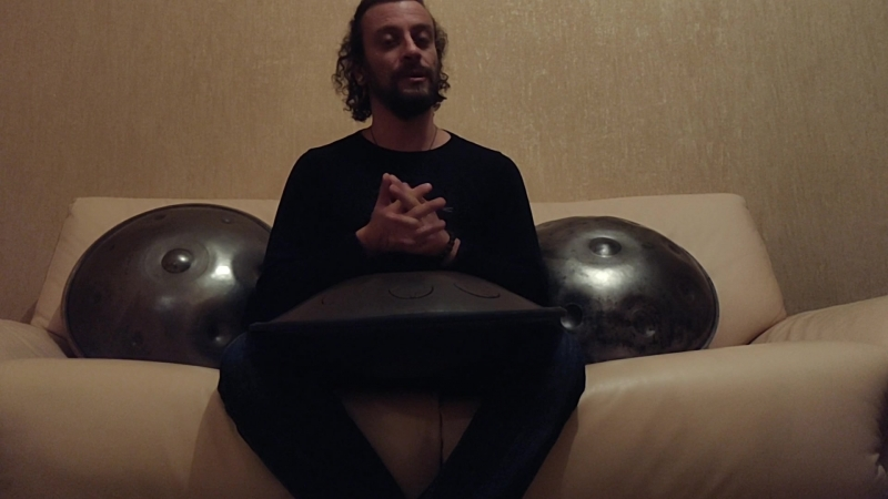 Дэвид Сваруп о сегодняшней ханг медитации