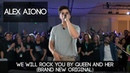 We Will Rock You by Queen and HER (BRAND NEW ORIGINAL) | Alex Aiono Mashup