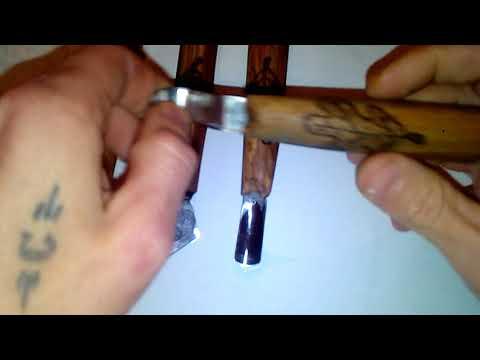 Ложкорез и резцы по дереву- своими руками.