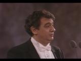 Лучиано Паваротти, Пласидо Доминго и Хосе Каррерас. Концерт в Риме, термы Каракаллы. 1990 год. Часть 2