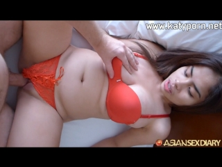 [asiansexdiary 2013] bernadeath тайская проститутка prostitute азиатка тайка asian thai porn тайское порно sex creampie сосет