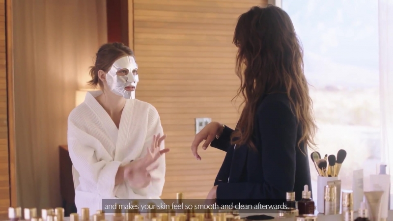 Power Prep with - EsteeBeauties Grace Elizabeth Joan Smalls Karlie Kloss for Estée Lauder by Violette ( 1080 X 1920 ).mp4