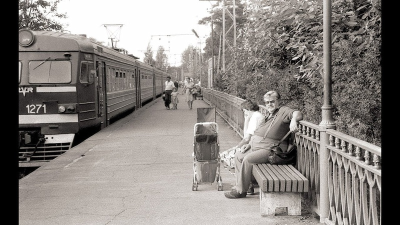 Отдых в СССР Ленинградское лето Последние поездки на дачу