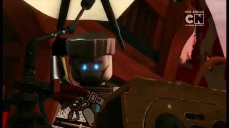Лего Ниндзяго 9 сезон 1 серия(англ)