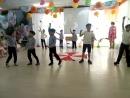 танец мальчиков ВДВ