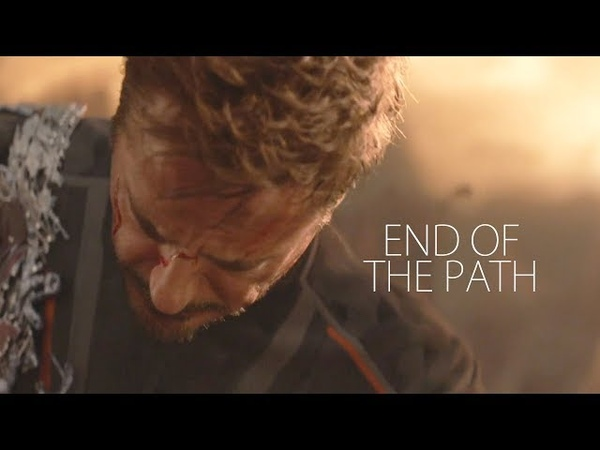 Avengers Infinity War End Of The Path HD