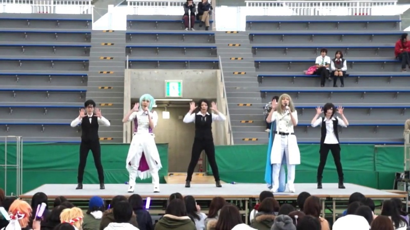 16/11/27 「Cinderella's love with Karlua dancers」 ぶちコミ94 コスバト