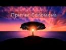 Библия. Книга Притчей Соломоновых-Современный русский перевод
