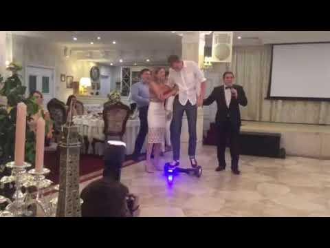 Свадебные гироскутеры