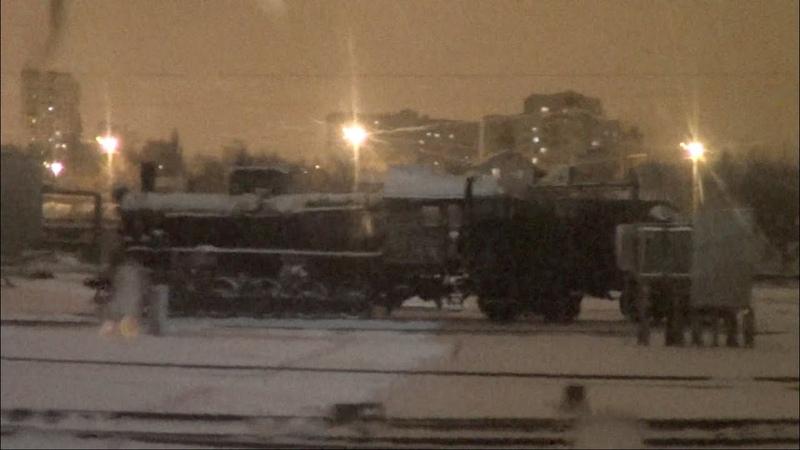 Станция Белгород (локомотивное депо ТЧЭ-1 Белгород Курский)