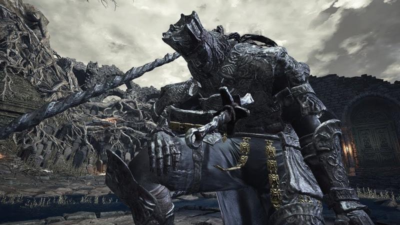 Прохождение Dark Souls 3 без комментариев, с русской озвучкой всех диалогов