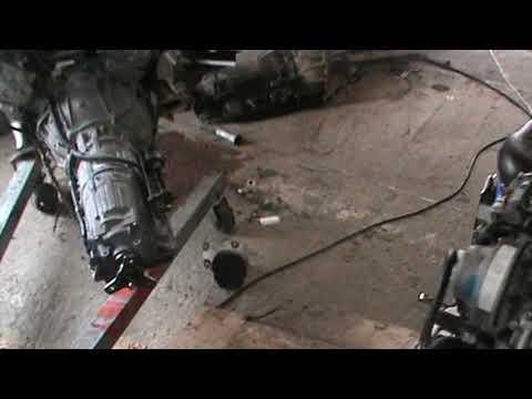 Установка контрактного двигателя 1UZ в Hyundai Grand Starex
