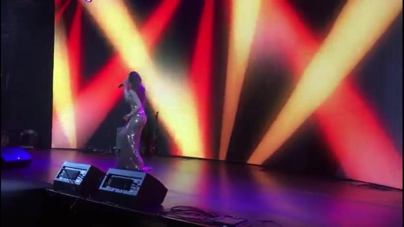 Ангелина Баррок концерт в crocus city hall Москва