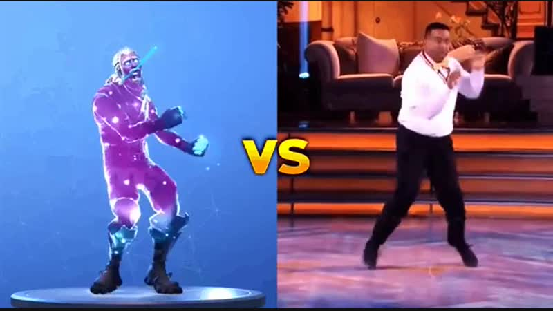 Carlton from the Fresh Prince claims Fortnite stole his dance moves. Looks like hes right.