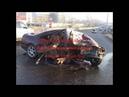 жестокии аварии Nissan Skyline