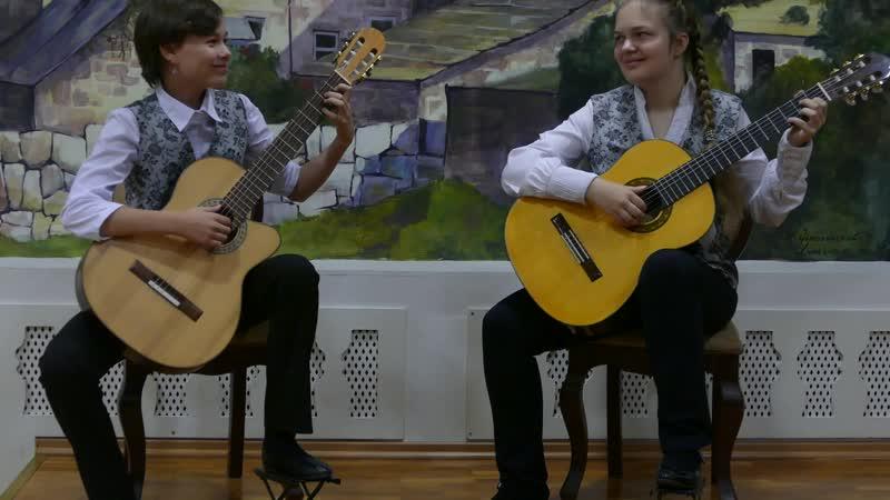 1 H old Madrid 2 А Виницкий Акробат исп П Лужина А Федотова