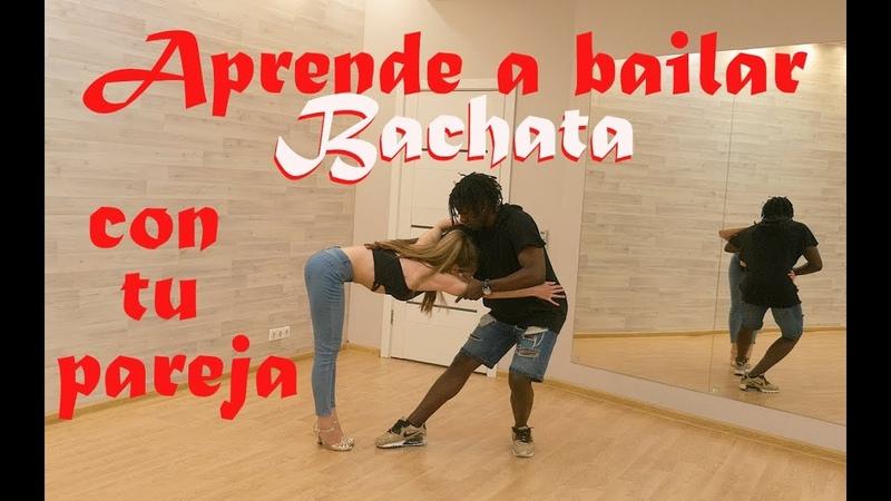 Aprende a Bailar Bachata Sensual ( pronto nuevos videos tutoriales )