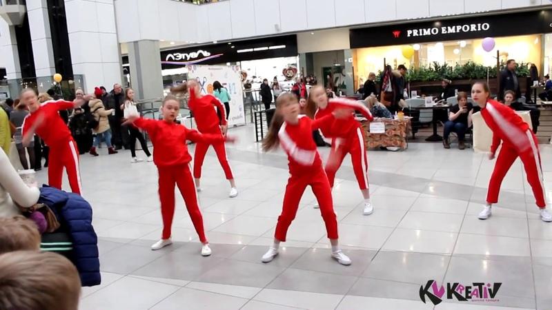 Хип хоп Hip hop в комплексе в магазине в торговом городе Алмаз Челябинск Школа танцев KrEaTiV