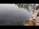 Звуки поющей чашей на Голубом озере