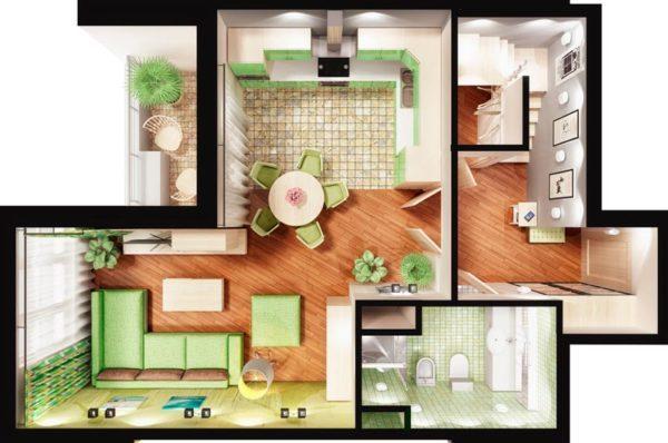 Чешские проекты домов