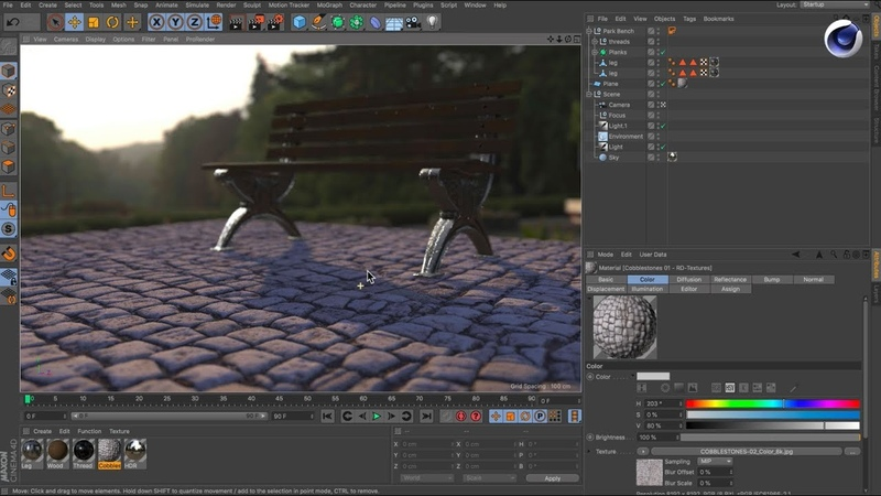 Tip - 210 How to get a more accurate texture preview in the viewport