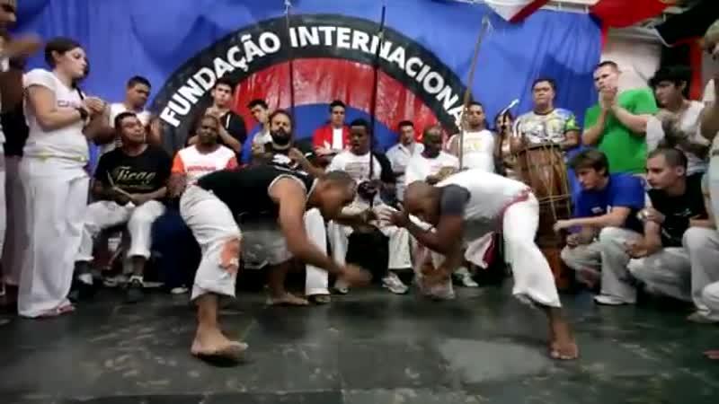Бразильские зарисовки или как играют там | capoeira FICAG капоэйра