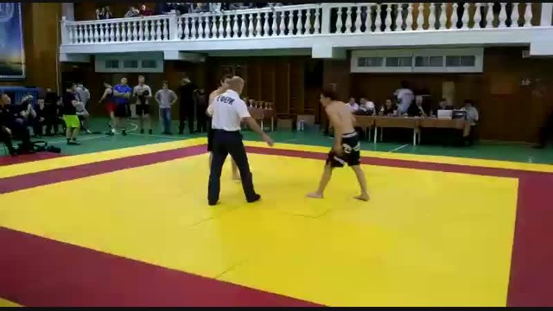 2 раунд борьба