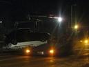 Автомобиль, оборудованный сигнализацией Пандора, увозит Эвакуатор.