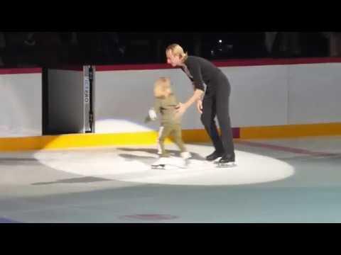 Sasha Plushenko Crazy Frog Kings on Ice 29 04 2018