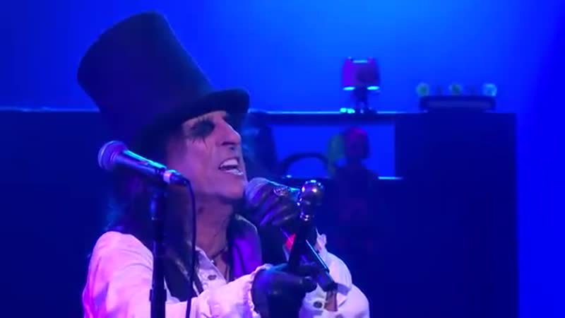 Hollywood Vampires The Boogieman Surprise (Live) Official Video - Album Rise out