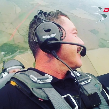 """@thereallukeevans on Instagram: """"What an incredible day I've had Flying with the @thebladesofficial team. It is truly a feeling that you will not g..."""