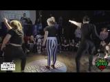 SEMI-FINAL FEMALE DANCEHALL МАРТЫНОВА vs ДИ vs НАСТЯ SUNRISE USG GUEST WEEKEND