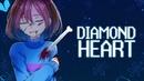 Nightcore Diamond Heart Alan Walker Lyrics
