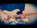 What You Know - Two Door Cinema Club - Guitar Cover