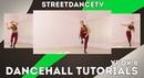 Дэнсхолл Уроки Dancehall Tutorials Lesson 8 K O Gringo