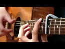 Psycho-Pass OP1 - Abnormalize [Fingerstyle Guitar Cover by Eddie van der Meer]