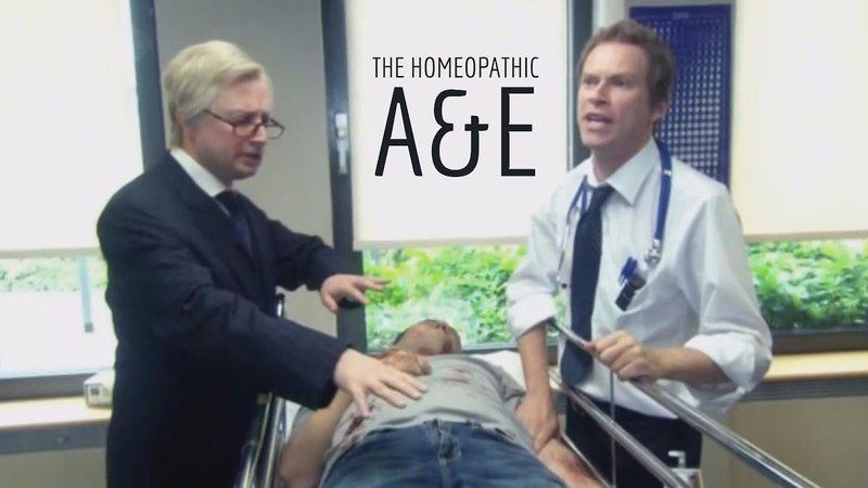 Homeopathic AE (That Mitchell and Webb Look)
