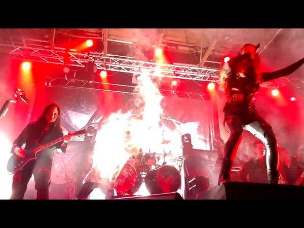 Kamelot - Sacrimony (feat. Charlotte Wessels Lauren Hart) - The Complex, Salt Lake City 5/2/18 HD