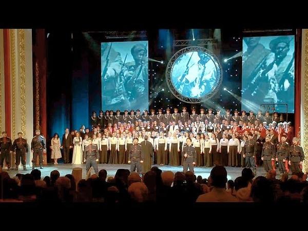 ВОЛЖСКИЕ СТАНИЧНИКИ Мы русские Cossack Choir