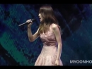 180407 Taeyeon - 'Fine' Performance SMTOWN Live World Tour VI in Dubai cr myoonho SMTOWNinDubai