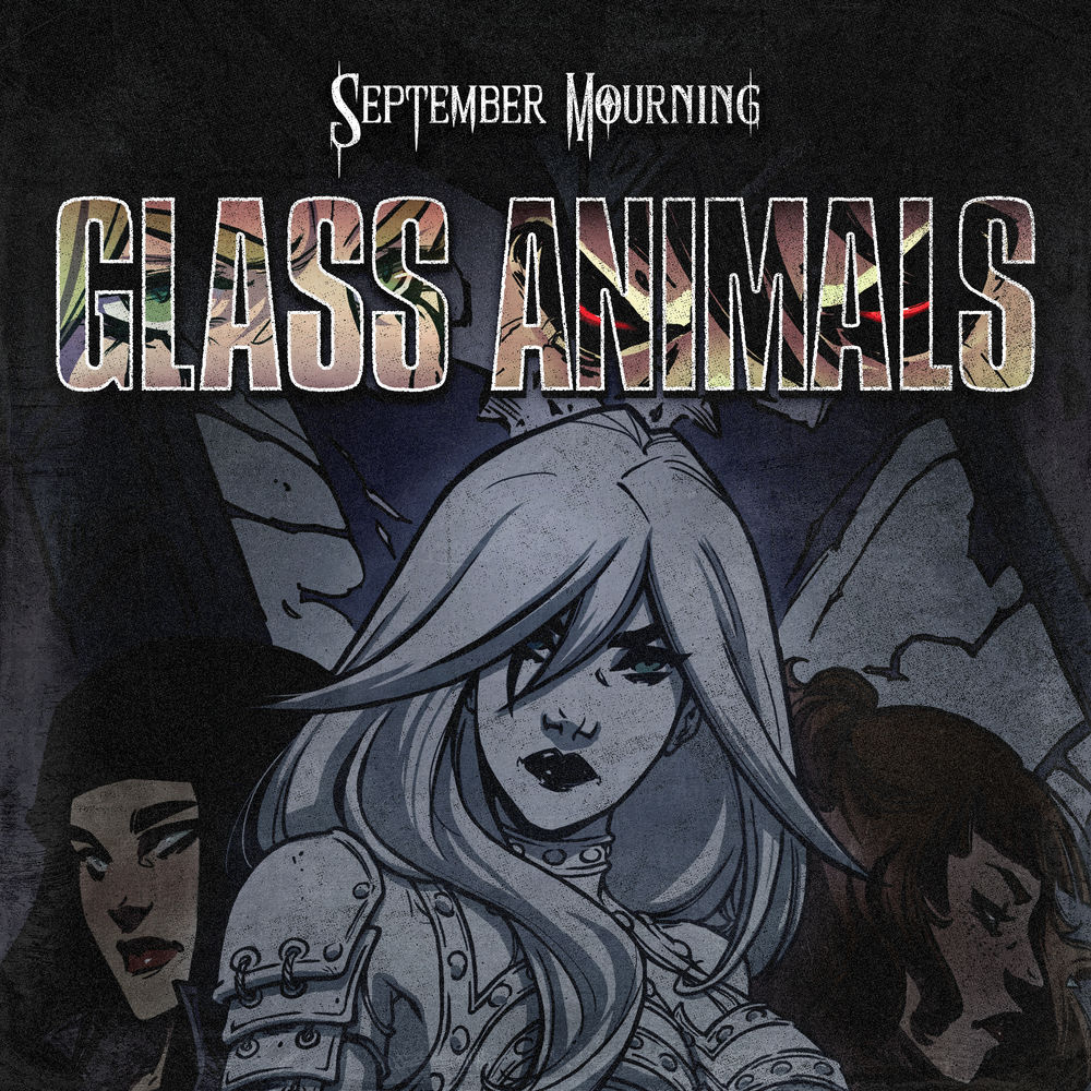 September Mourning - Glass Animals (Single)